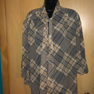 7th Avenue Blouse worn once